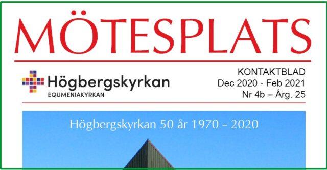 Mötesplats för vintern 2020-21